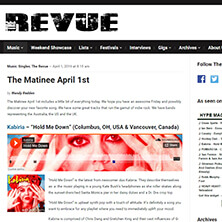 The Revue April 1st 2016