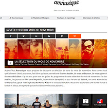 Amnusique November 2015