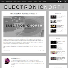 Electronic North March 12th 2017